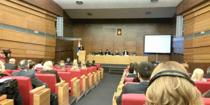 """Представљен извештај о спровођењу Акционог плана за поглавље 23 """"Правосуђе и основна права"""""""