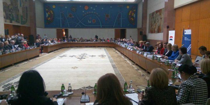 Велика конференција о заштити људских права у Палати Србије